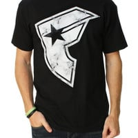 Famous Stars And Straps Men's Marble BOH Graphic T-Shirt