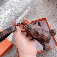 Louis Vuitton LV Charm And Key Holder