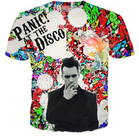 Panic At The Disco tee