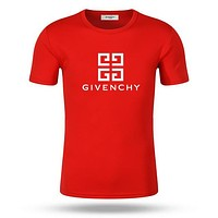 Givenchy G8 luxury branddesigner Summer Short Sleeve Alphabet Short Sleeve Men's Cotton T-shirt high end top brand fashionable prin