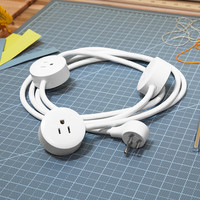 Pod Power - 9-ft. extension cord + 3 outlets   Quirky