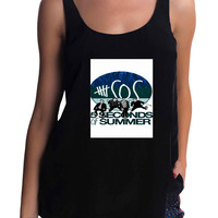 5sos pic logo Tank Top for man, woman S / M / L / XL / 2XL / 3XL*AD*