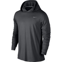 Academy - Nike Men's Dri-FIT Touch Long Sleeve Hoodie