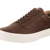 Vans Unisex Old Skool (lux Leather) Skate Shoe