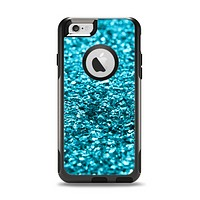 The Turquoise Glimmer Apple iPhone 6 Otterbox Commuter Case Skin Set