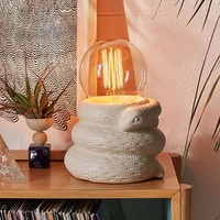 Ceramic Snake Table Lamp - Urban Outfitters