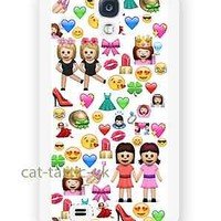 case,cover fits samsung models>BFF>emoji,mojis,best friends>cute>princess>smiley