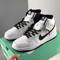 Nike SB Dunk High new fashion trend high-top sneakers