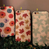Chrysanthemum Case Cover for iphone 6 6s Plus Gift 218