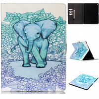 Cute Elephant Case for iPad 2/3/4 air