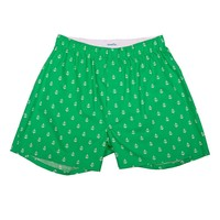 Anchor Boxers - Starboard (Green)