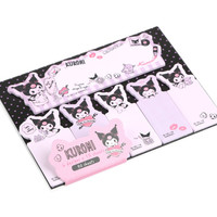 Kuromi Sticky Notes Set: In Style