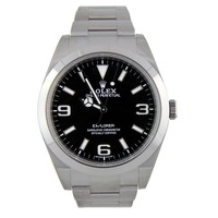 ROLEX Explorer 1 39mm Stainless Steel new Lume Dial 214270