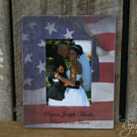 4 x 6 frames personalized military gifts marines navy us veterans airforce sceseals US Military gift ideas troops patriot army armed forces