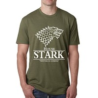 T Shirt House Stark Winter Is Coming