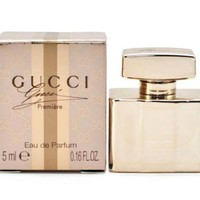 Gucci Premiere for Women by Gucci EDP Miniature Splash 0.16 oz