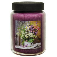 Spring Flowers Jar Candle, 26oz