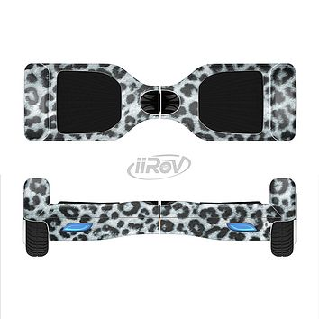 The Real Leopard Animal Print Full-Body Skin Set for the Smart Drifting SuperCharged iiRov HoverBoard
