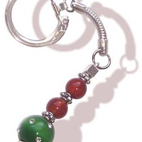 Keychain Swarovski Evil Eye Protection