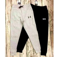 Under armour cotton long pants Trousers Sweatpants H-A-GHSY-1