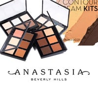 Free Shipping Anastasia Beverly Hills cream contour kit in shade  ABH Bronzer & Highlighter