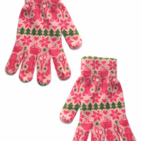 Holiday Gloves