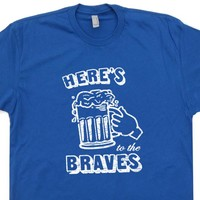 Atlanta Braves T Shirt Vintage Atlanta Braves T Shirt