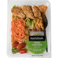 Marketside Fried Chicken Salad, 13.3 oz - Walmart.com