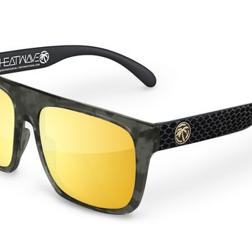 Regulator Sunglasses: Black Mamba Snake Customs