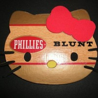 philly blunt LARGE Phillies Blunt Hello Kitty  by cupcakegangster