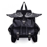 Angel's Wing Backpack from Hallomall