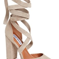 Steve Madden Bryony Lace-Up Pump (Women)   Nordstrom