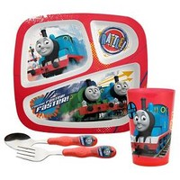 Zak! Thomas The Tank And Friends Dinnerware Set of 4 : Target