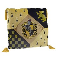 Universal Studios Wizarding World of Harry Potter Hufflepuff Pillow New with Tags
