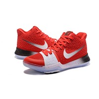 Nike Kyrie Irving 3 Red/White Basketball Shoe