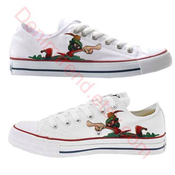 Marvin The Martion Shoes - Converse