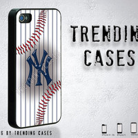 New York Yankees iPhone case for iPhone 4, iPhone 4s, iPhone 5, Samsung Galaxy S3 - Gift- Gadget- Christmas Gift