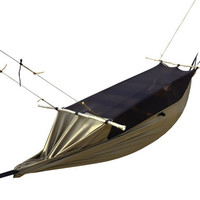 Military-style Hammock Tent