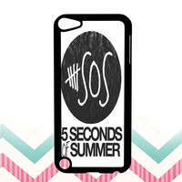 5SOS logo iPod 5 case