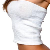 Tube Top Bandeau Stretch Knit by KD dance, Sexy, Soft & Durable Made In USA