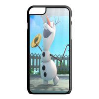 Funny Olaf Frozen Singing iPhone 6S Case