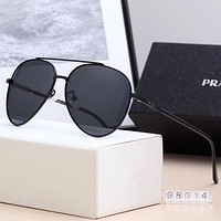 Prada Woman Men Fashion Summer Sun Shades Eyeglasses Glasses Sunglasses