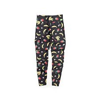 Nike Women's NSW Sportswear Fruit Printed High Waist Leggings