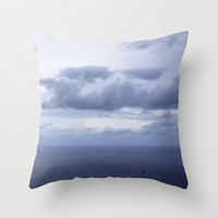 room with a view - day 9 Throw Pillow by findsFUNDSTUECKE (Steffi Louis)   Society6
