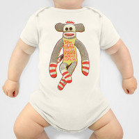 Bring the Monkey Baby Clothes by Gigglebox