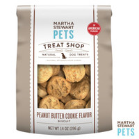 Martha Stewart Pets® Treat Shop Natural Peanut Butter Cookie Dog Treat