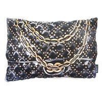 Quilted Handbag Accent Pillow