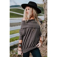Before Dawn Top - Taupe