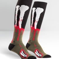 The Socking Dead Knee High Socks