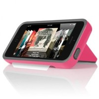 INCIPIO STOWAWAY Hybrid Case w/ Credit Card Holder IPH-855 (Pink) for Apple iPhone 5 (Grey):Amazon:Cell Phones & Accessories